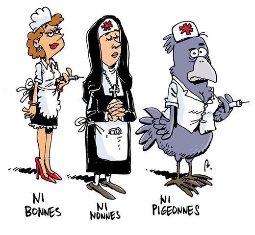 Vannes, clinique Océane. « Les salariés sont cassés » (LT) dans Luttes sociales en Bretagne nonnes