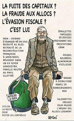 Immigrés retraités, Touraine se souviendrait-elle des Chibanis ? (LO) dans Antiracisme image12561