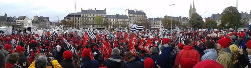 Quimper: une révolte bretonne (Npa 29) dans Luttes sociales en Bretagne kper