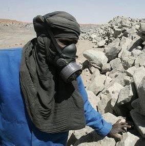 Uranium : Areva, otages, petites magouilles et grandes manoeuvres...(odn) dans Ecologie & climat mine-uranium