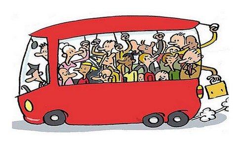 Bus-bondé