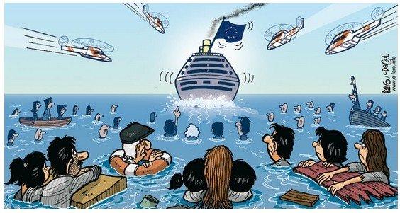 europe bateau