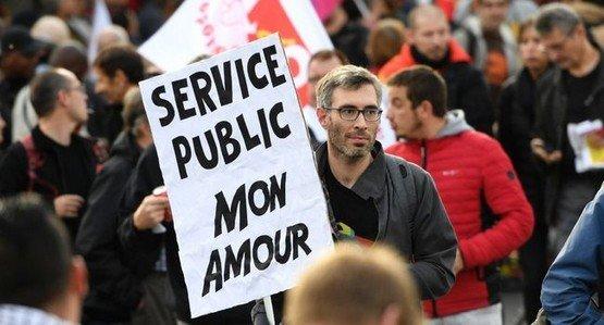 servive public