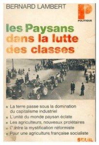 les paysans dans la lutte des classes